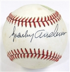 Sparky Anderson Signed Ball