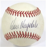 Don Drysdale Signed Ball