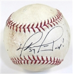 David Ortiz Signed Ball